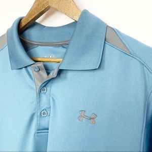 Under Armour Cold Gear Golf Polo